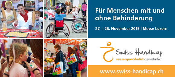 Swiss Handicap Messe 2015